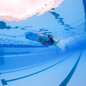 Back to pool - Annie Bean