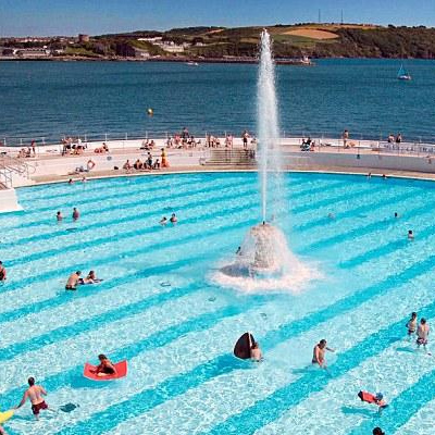 10 Outdoor Spots to Take Dad for a Swim
