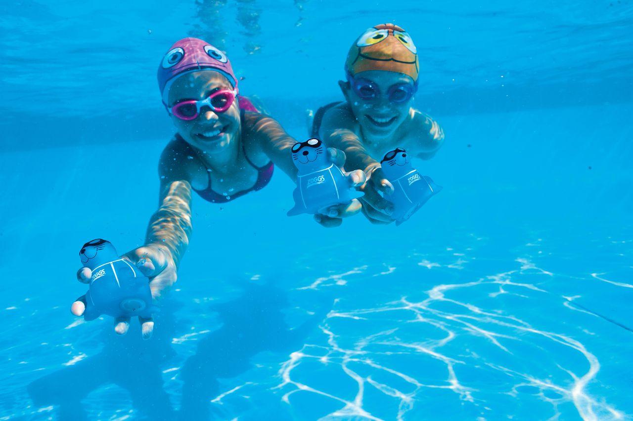 Swimming pool toys