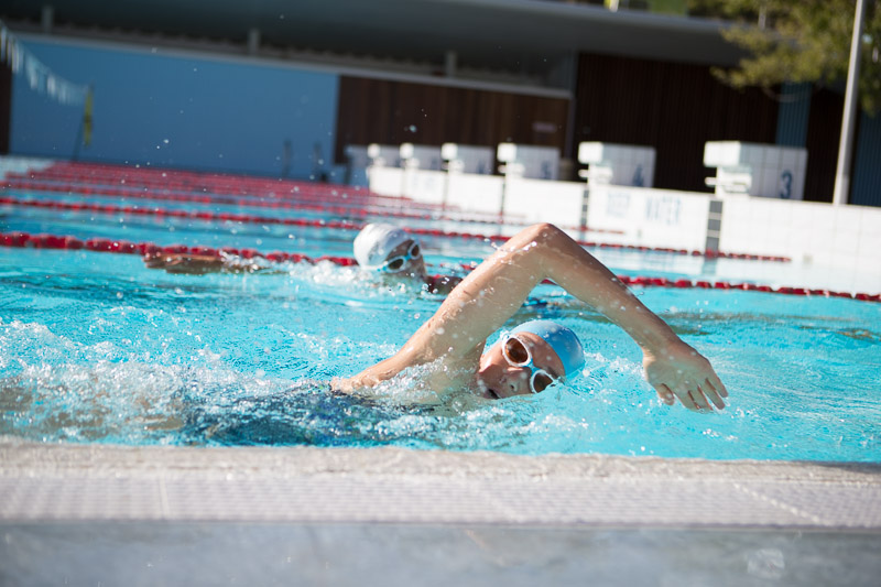 How to perfect your freestyle stroke