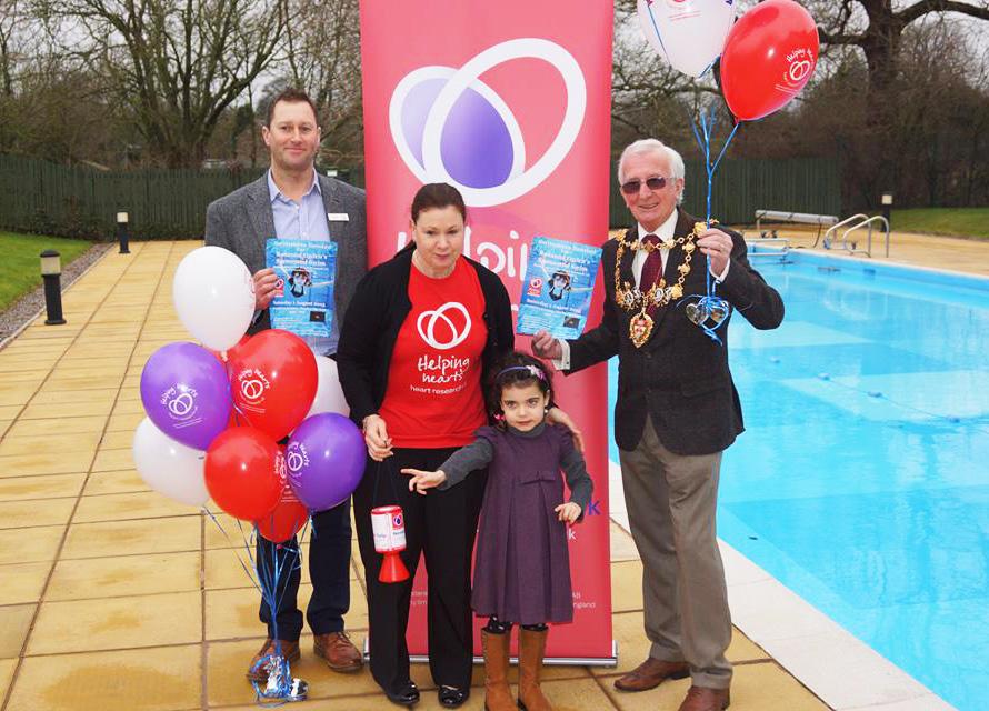 rosanna sponsored swim