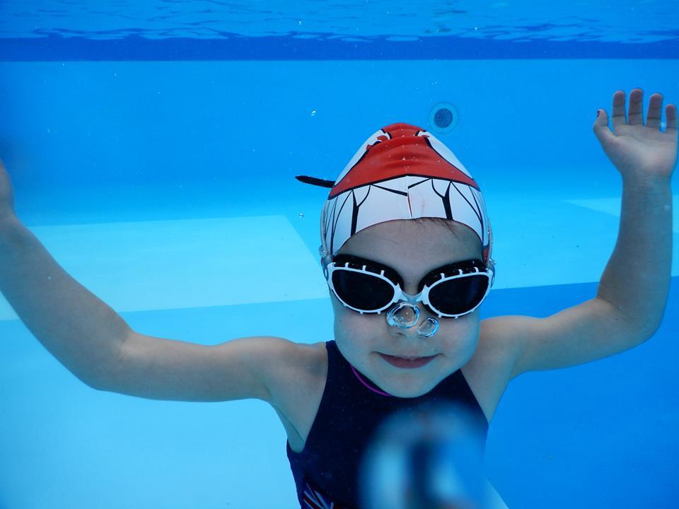 Rosanna Ogden Sponsored swim