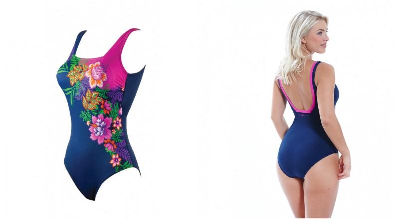 Zoggs plus size swimwear