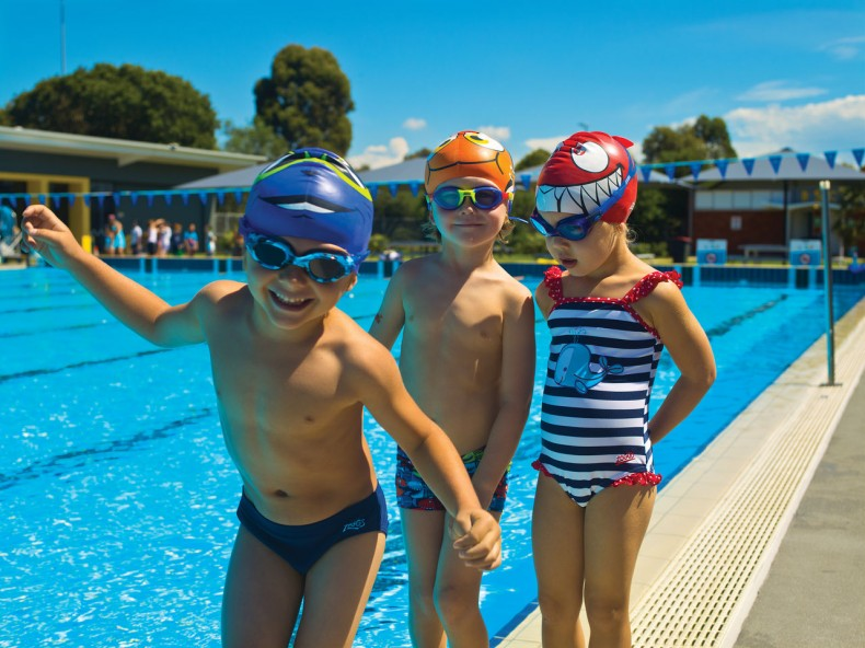 Swimming pool toys for kids