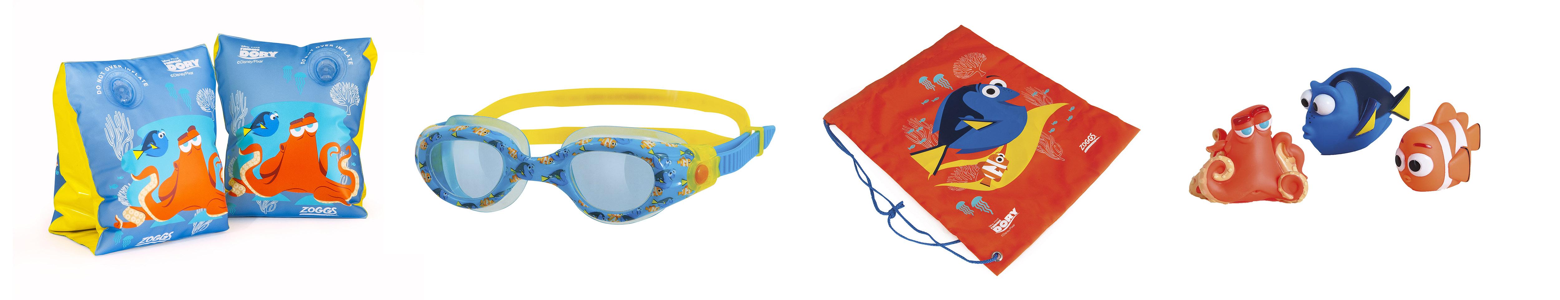 Dory blue Swim-bands