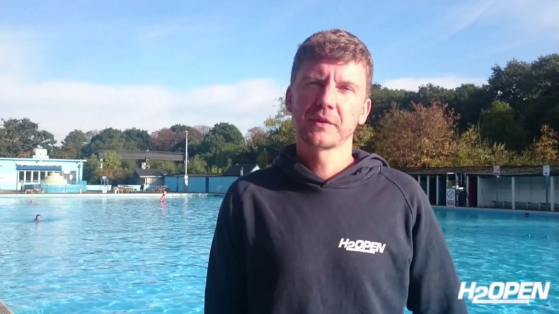 Jonathan Cowie of H2Open shares his tips for Cold Water Swimming