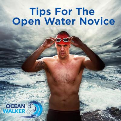 Adam 'Ocean' Walker Tips - Open Water Novice