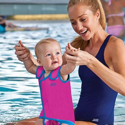 Baby Swimming Tips from Zoggs