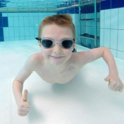 Benjamin's Sponsored 185 Mile Swim