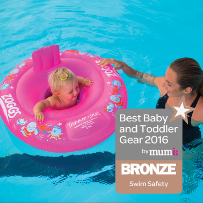 Best Baby Toddler Gear Awards: Miss Zoggy Trainer Seat Awarded Bronze