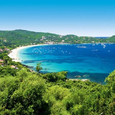 Caribbean-Style Beaches, Courtesy of Corsica