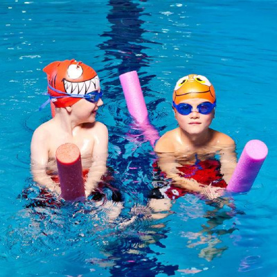 Confidence Building Pool Game Ideas for Easter