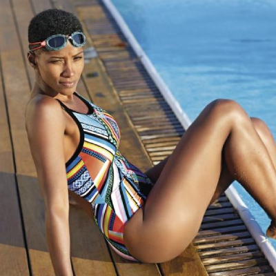 Ecolast™ swimwear styles for women