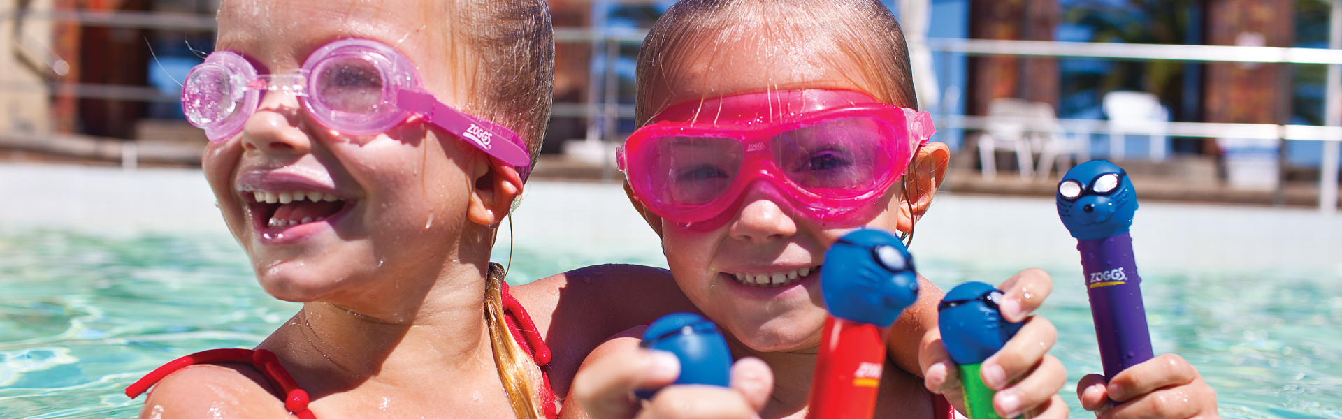 Swimming Pool Games to Keep the Kids Entertained on Holiday