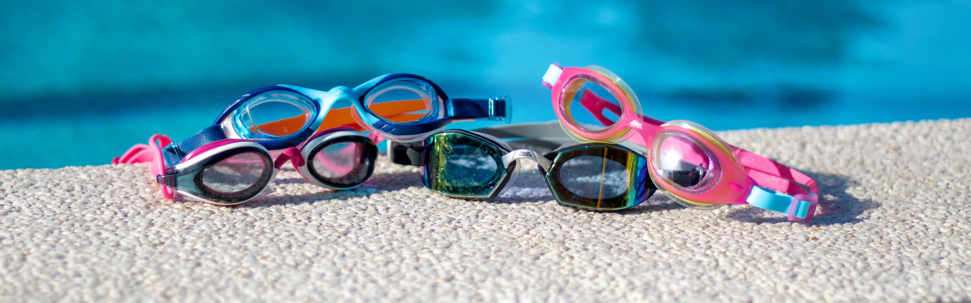 Product Spotlight: Zoggs New Ultima Air Gold Goggles