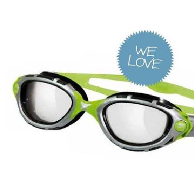 Health & Fitness Magazine: Predator Flex Titanium Reactor Goggles Review