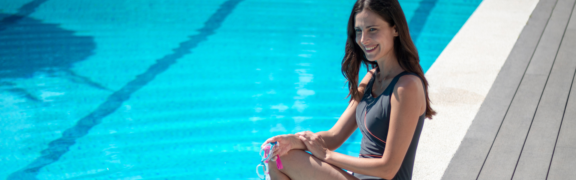 New Year's Swim Resolutions:  Beginners Four Week Workout Plan