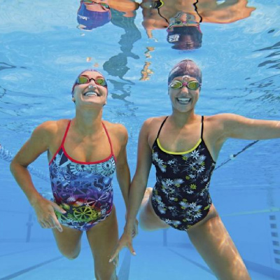 Improve your health and wellbeing with swimming