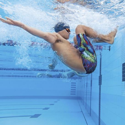 Improve your swimming technique with James Goddard [videos]