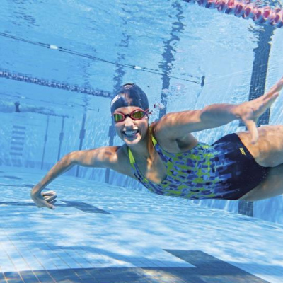 Join the world's largest fundraising swim