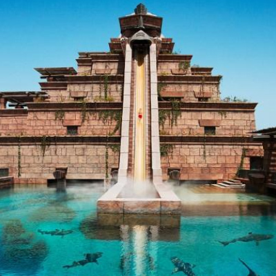 Just For Fun: 10 of the World's Coolest Water Slides