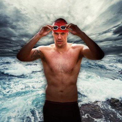 Man Vs Ocean: Zoggs Open Water Swim Ambassador Adam Walker Launches Autobiography
