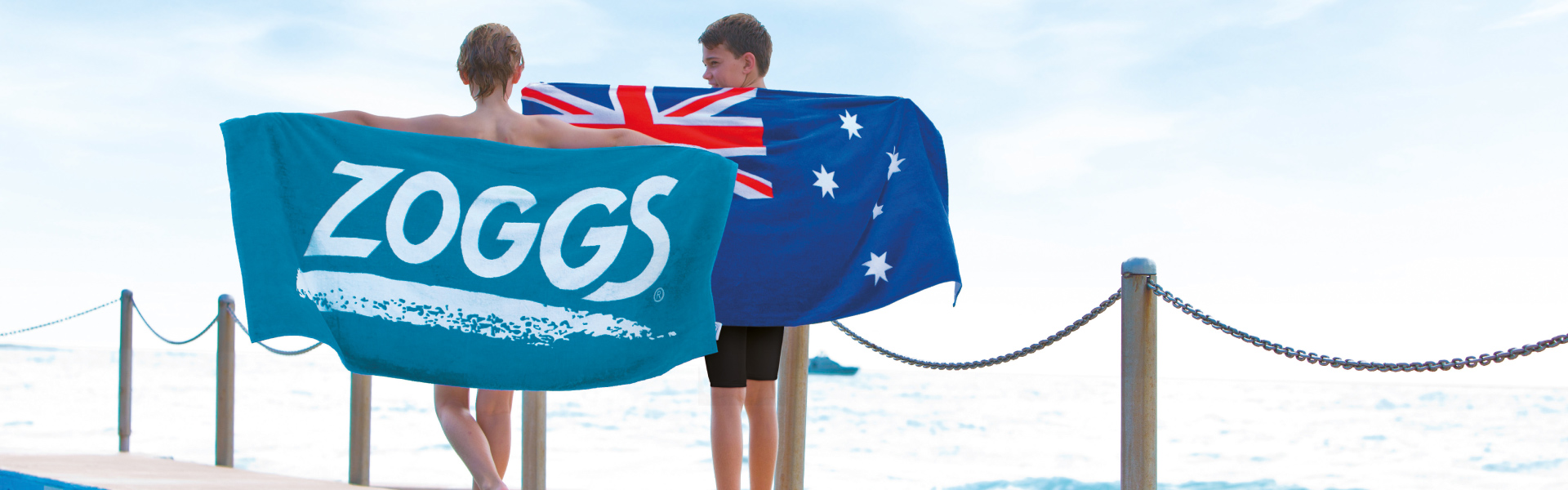 Zoggs Get Set to Swim the Channel Again