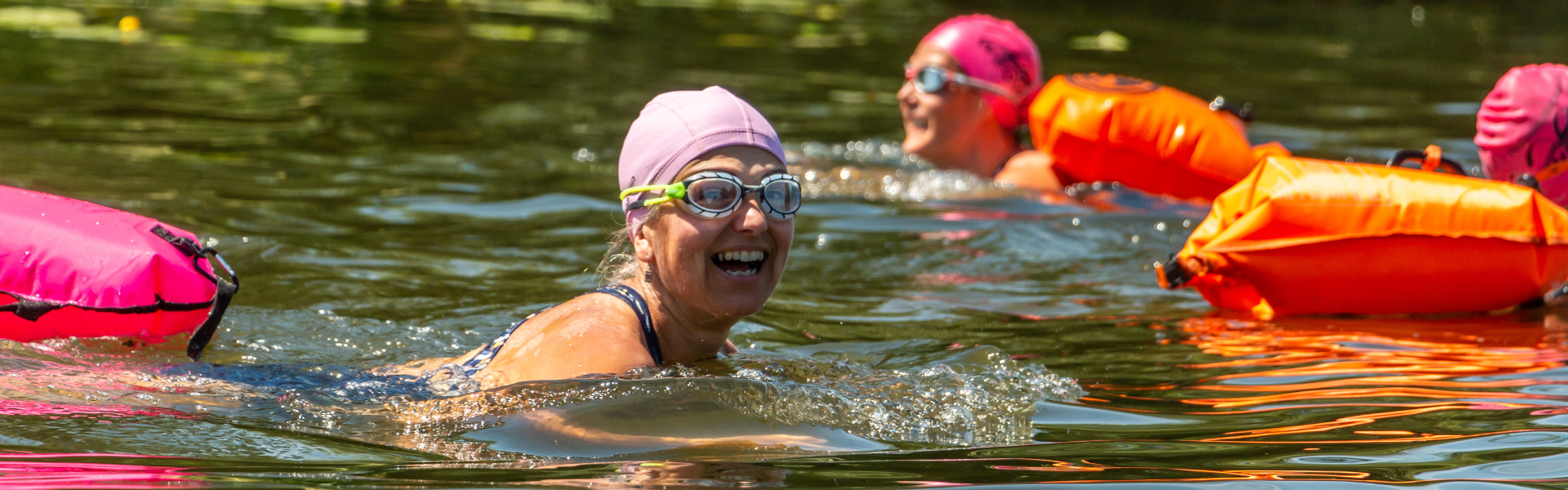 Zoggs - 10 Reasons to take up Open Water Swimming