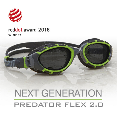 Predator Flex 2.0 wins 2018 Red Dot Award For Design and Innovation