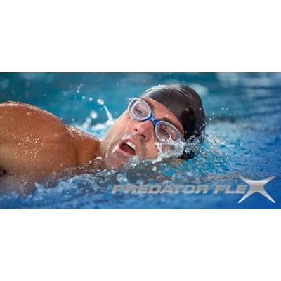 Product Spotlight: Zoggs Launch Predator Flex Swimming Goggles with clear lenses