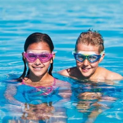 Product Spotlight: Zoggs Tri-vision Jr goggles