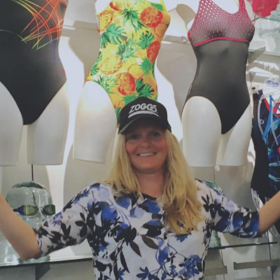 Susie Rodgers becomes a Zoggs Ambassador