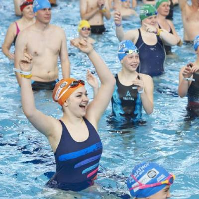 Swim Yourself Proud with the Sainsbury's Sport Relief Swimathon 2016