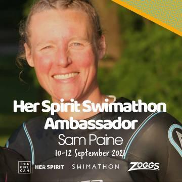 Swimathon & Her Spirit