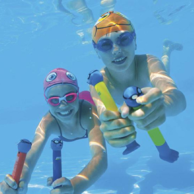 The best swimming pool games for kids
