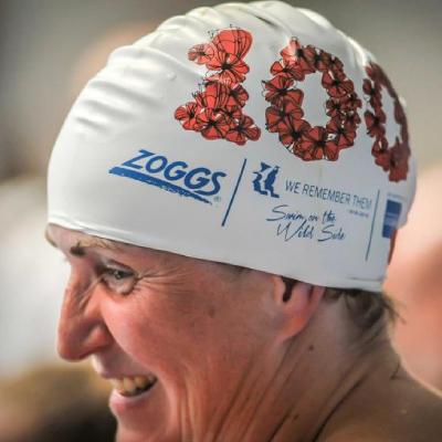 We Remember Them 100m x 100m Swim Relay Final