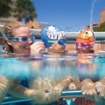 Why Swimming Lessons are not just for Kids...