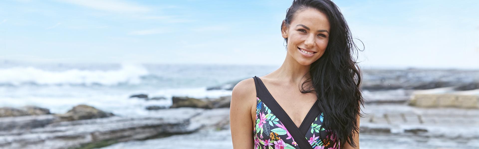 Women's Swimwear - It's All About the Back!