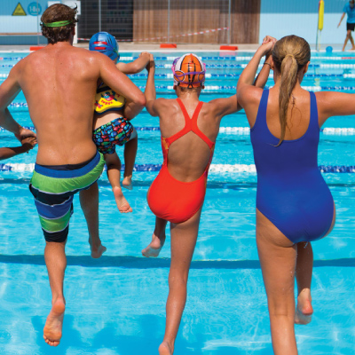 Zoggs Guide to Swimwear for the Whole Family