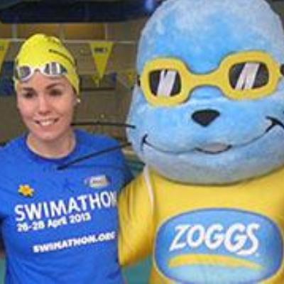 Zoggs - Official Swim Brand Partner for Swimathon 2013