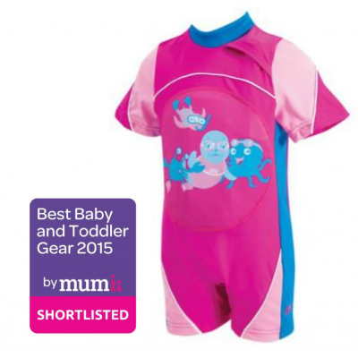"""Zoggs Shortlisted at the """"Best Baby and Toddler Gear Awards"""""""