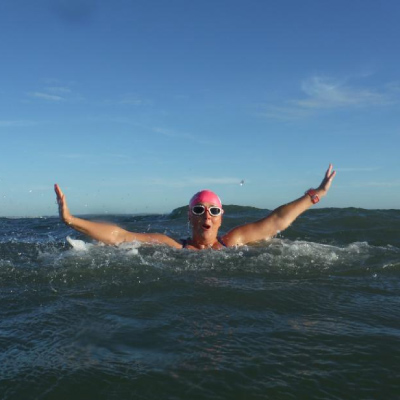 Zoggs Swim Diaries: A solo swim to France? No, it's a huge team effort!