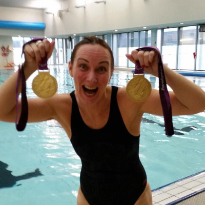Zoggs Swim Diaries: Day 2 of the #TeamBetter Swim for Sport Relief