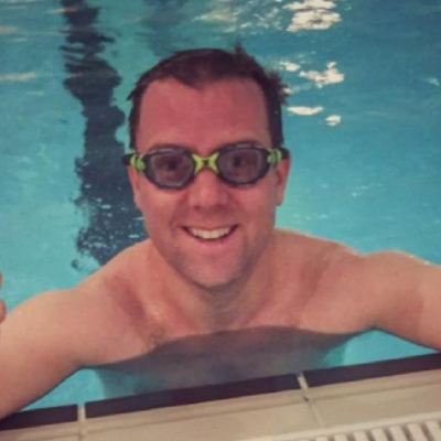 Zoggs Swim Diaries: Preparing for the #TeamBetter Challenge - 31 Miles in 31 Pools