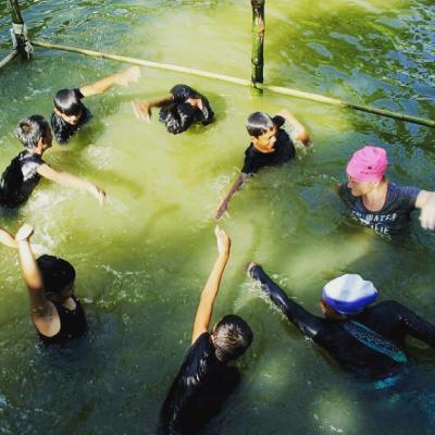 Zoggs Swim Diaries: Swimming the Bangla Channel