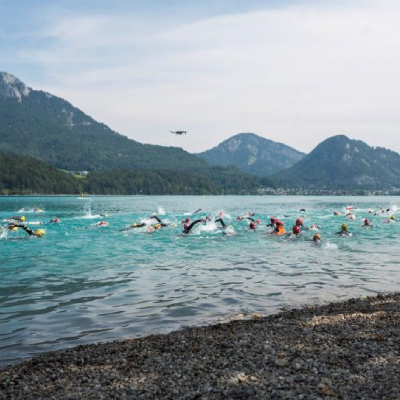 Zoggs Swim Diaries: Taking on the Fuschlsee Crossing