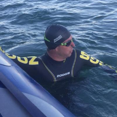 Zoggs Swim Diaries: Training to Swim Non-Stop Around the Isle of Wight