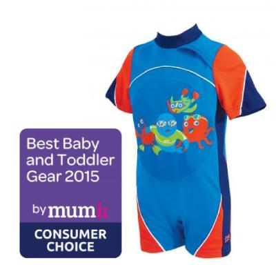 Zoggs Swimfree Floatsuit: Best Baby Toddler Gear Consumer Choice Award Winner