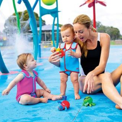Zoggs Tips: Children's safety in and around the pool this summer!