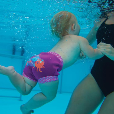 Zoggs Tips: Introducing Your Baby to the Swimming Pool
